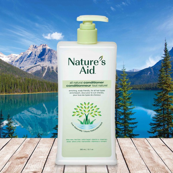 Nature's Aid Natural Conditioner