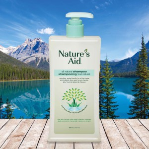 Nature's Aid Natural Shampoo
