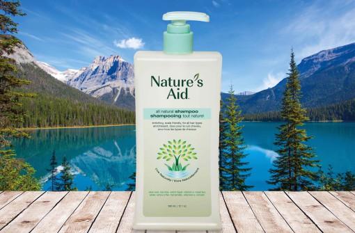 Shampooing tout-naturel