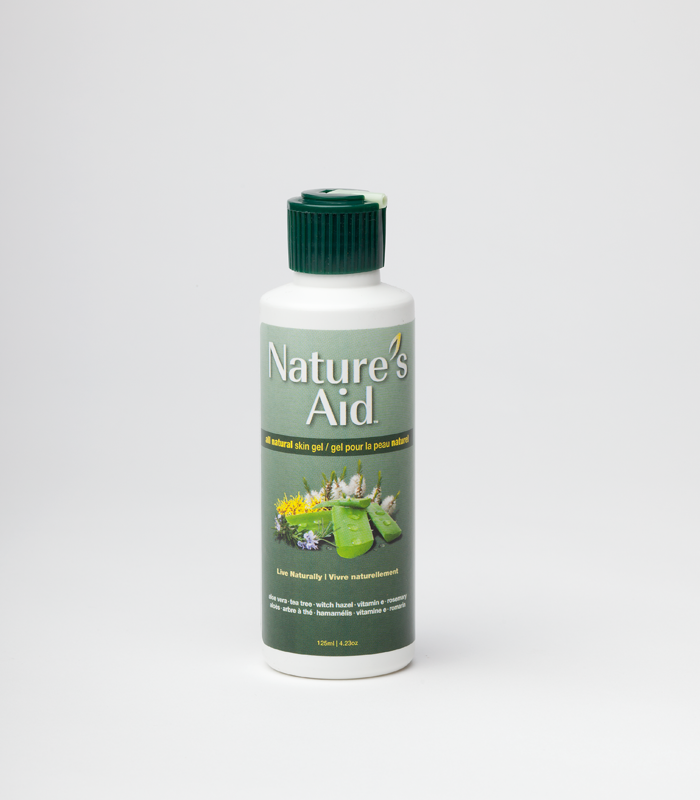 Natures Aid Skin Gel Acne Review