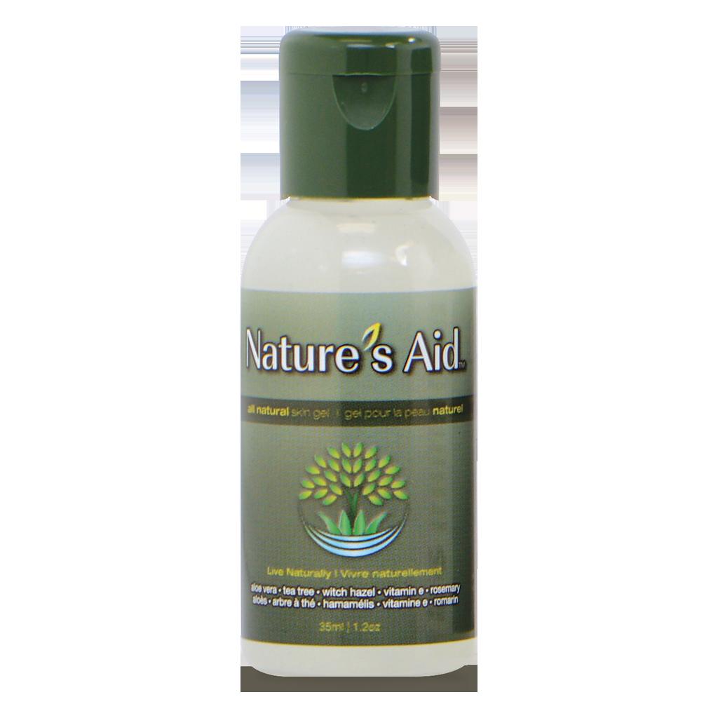 Natural Multi Purpose Skin Gel Nature S Aid