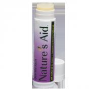 Tube Lip balm Cap off with purpose label