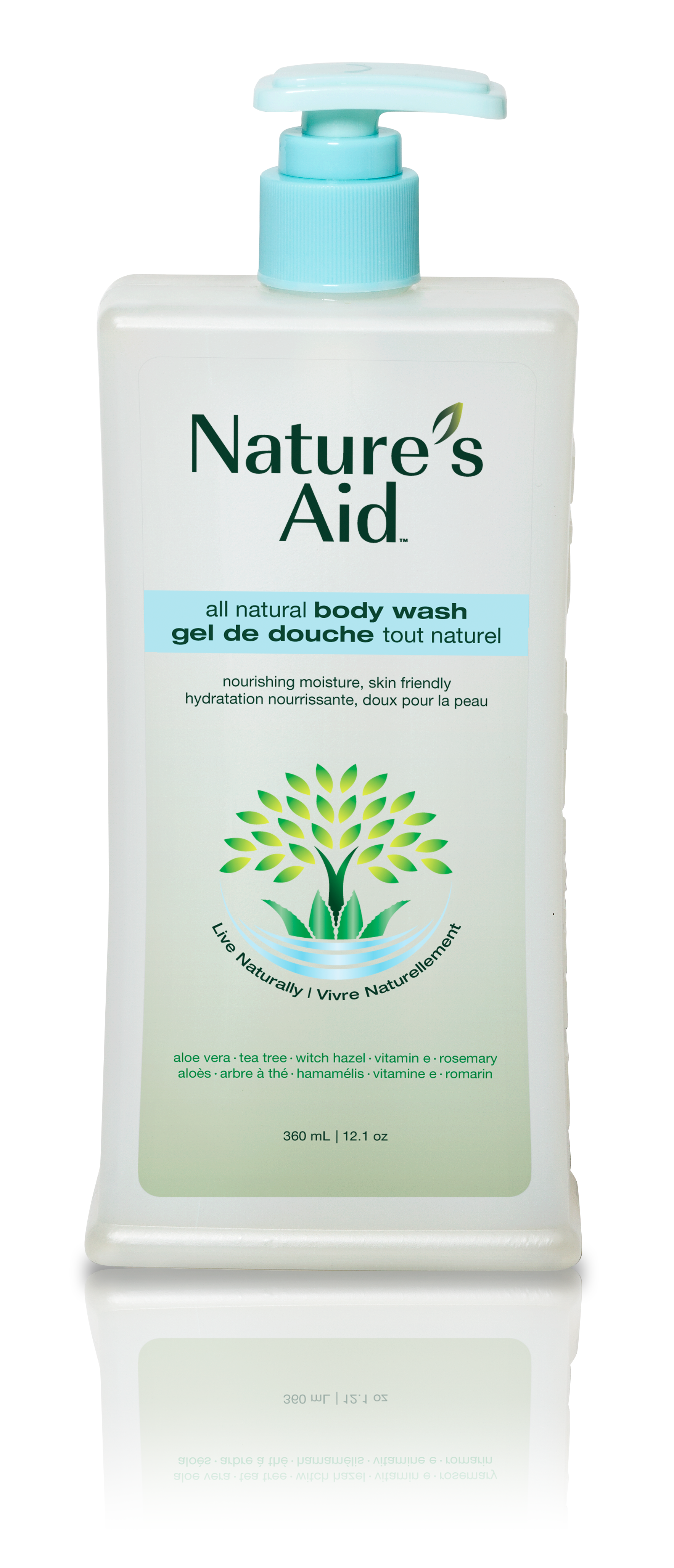 Natures Aid Skin Gel Acne