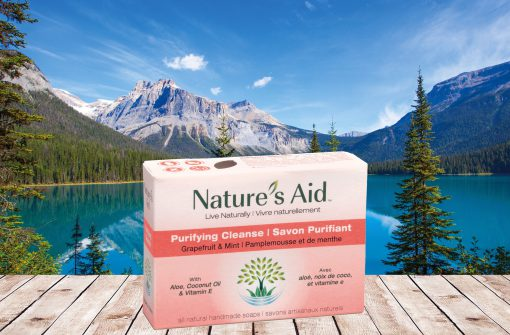 Purifying Cleanse Handcrafted Soap