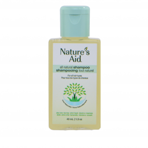 All Natural Shampoo | Travel Size