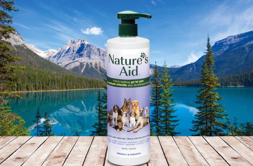 Soothing Gel for Pets | with Lavender