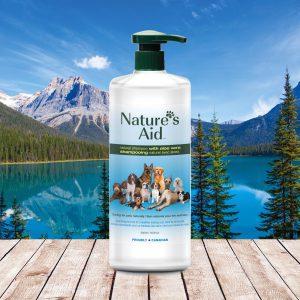 All Natural Pet Shampoo