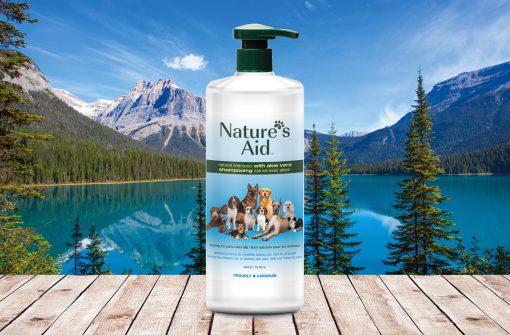 Natural Pet Shampoo