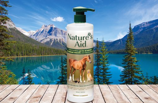 Soothing Gel for Pets | with Tea Tree