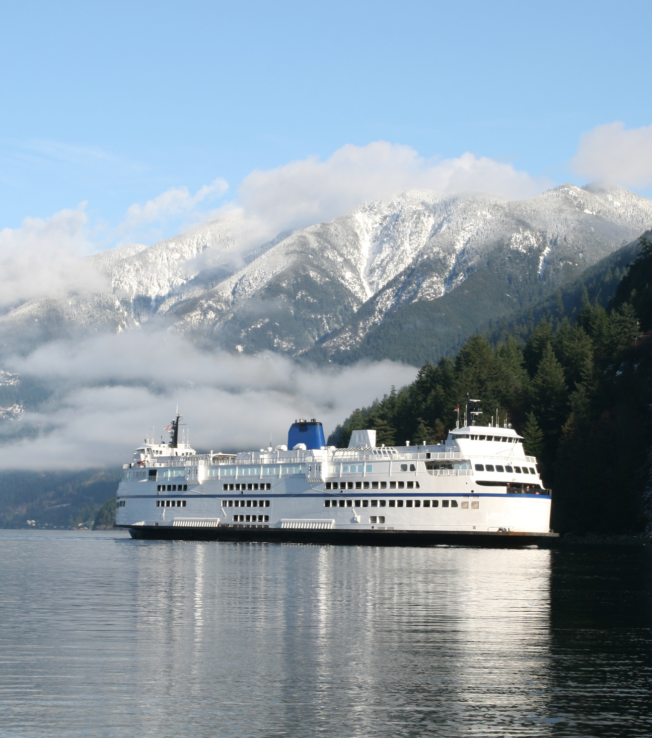 Ferry From Vancouver To Victoria Island Bc