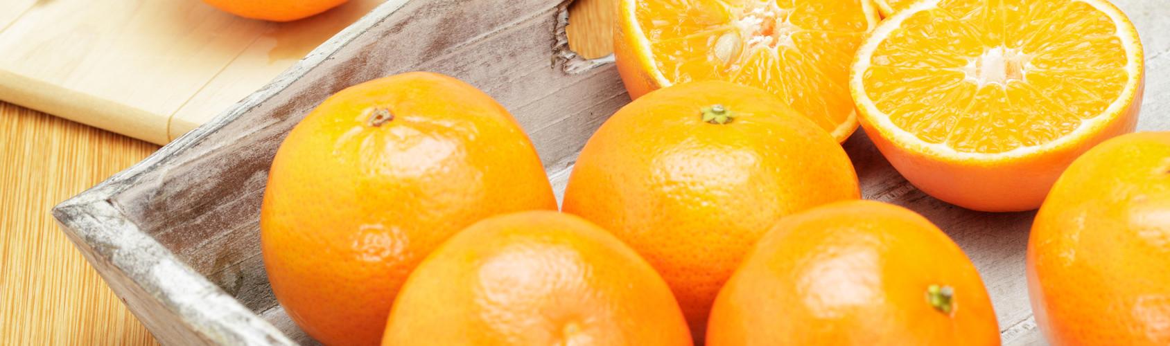 Oranges - Citrus Fruit