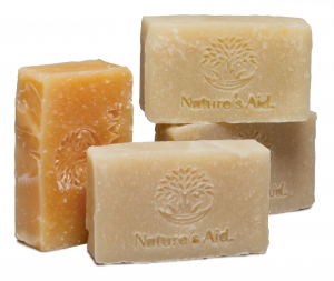 All natural, handcrafted soaps