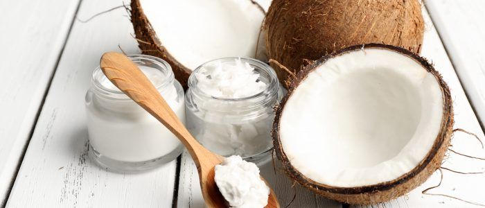 Many benefits of coconut oil - used to make Stearyl Alcohol