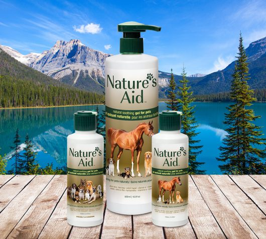 Natural Soothing Gel for All Pets