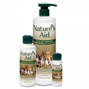 Natural Pet Care - Skin Gel Pet bottles