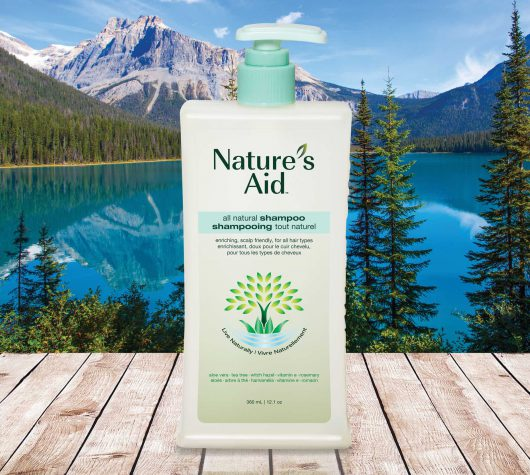 Shampooing tout naturel