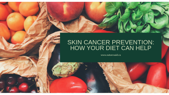 Skin Cancer Can Your Diet Help With Prevention Nature S Aid