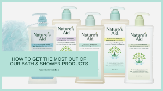 Nature's Aid Shampoo