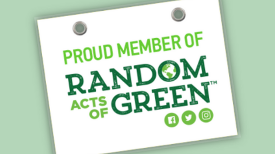 Random Acts of Green Business Member