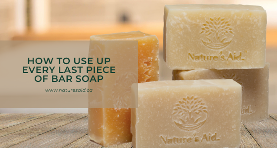 Nature's Aid Bar Soap