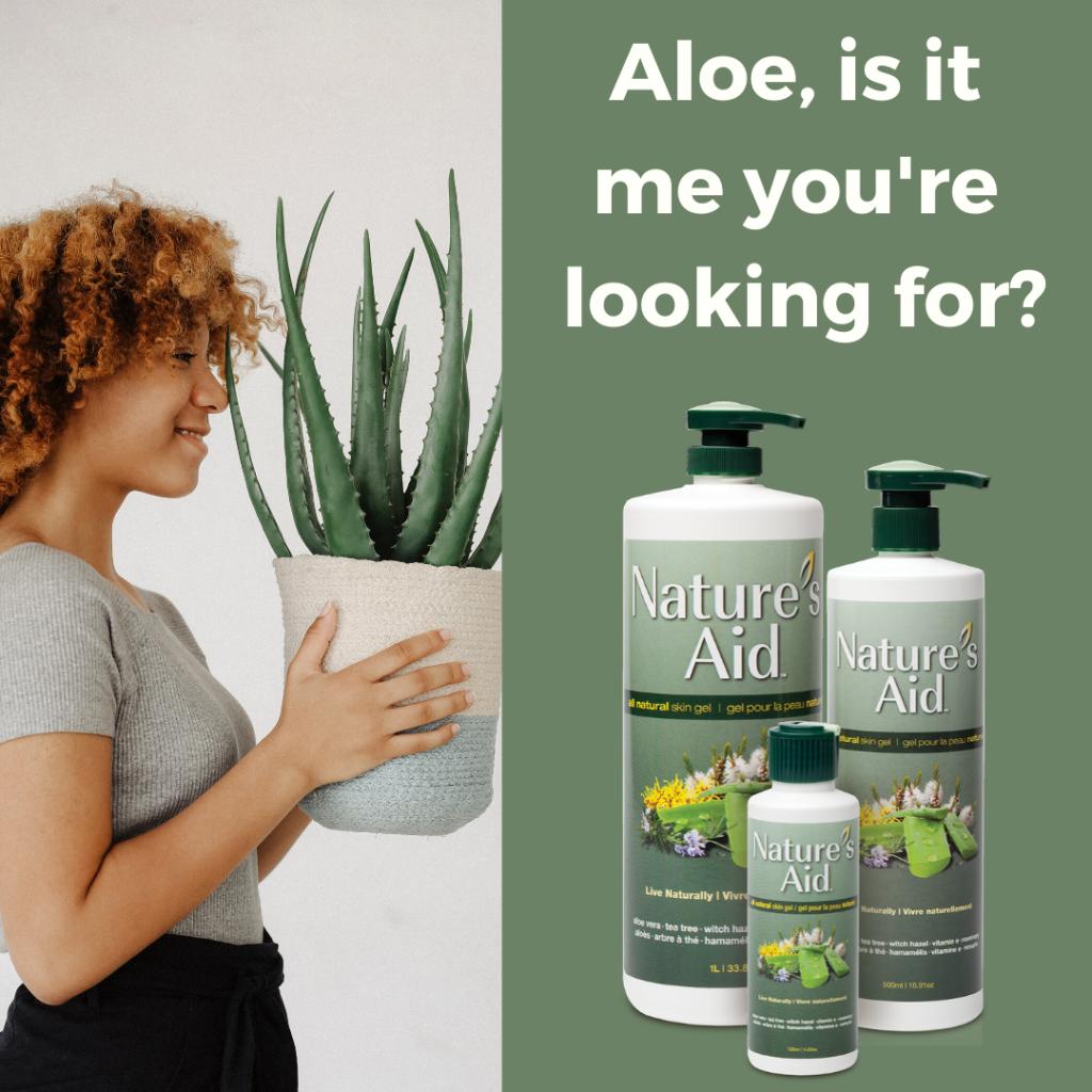 nature's aid aloe