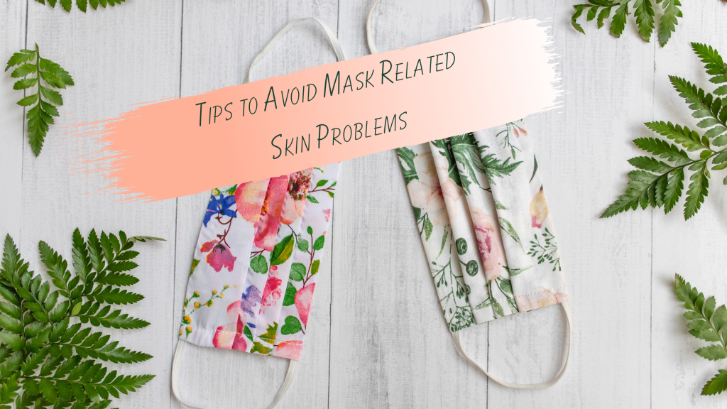 face masks and your skin